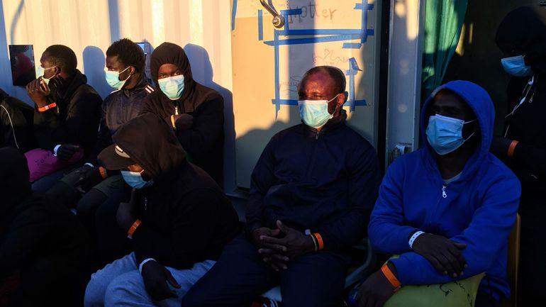 Libye : l'ONU dénonce la mort de trois migrants soudanais tués par les garde-côtes libyens