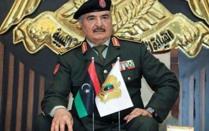 Le parlement de l'est libyen favorable à l'intervention des troupes égyptiennes en cas de « menace »