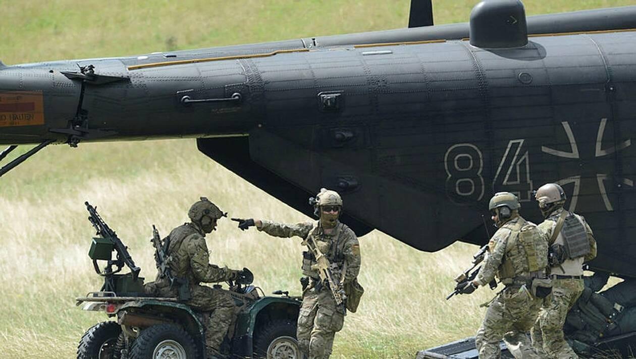 L'Allemagne dissout l'unité des opérations secrètes «KSK» proche de l'extrême-droite