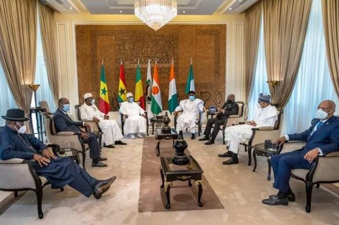 Mali : la Cédéao expose son plan de sortie de crise pour le pays