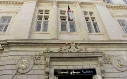 La justice algérienne inflige de lourdes peines à des hommes proches de Bouteflika