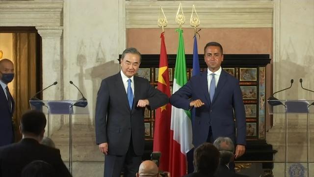 L'Italie et la Chine signent deux nouveaux accords commerciaux