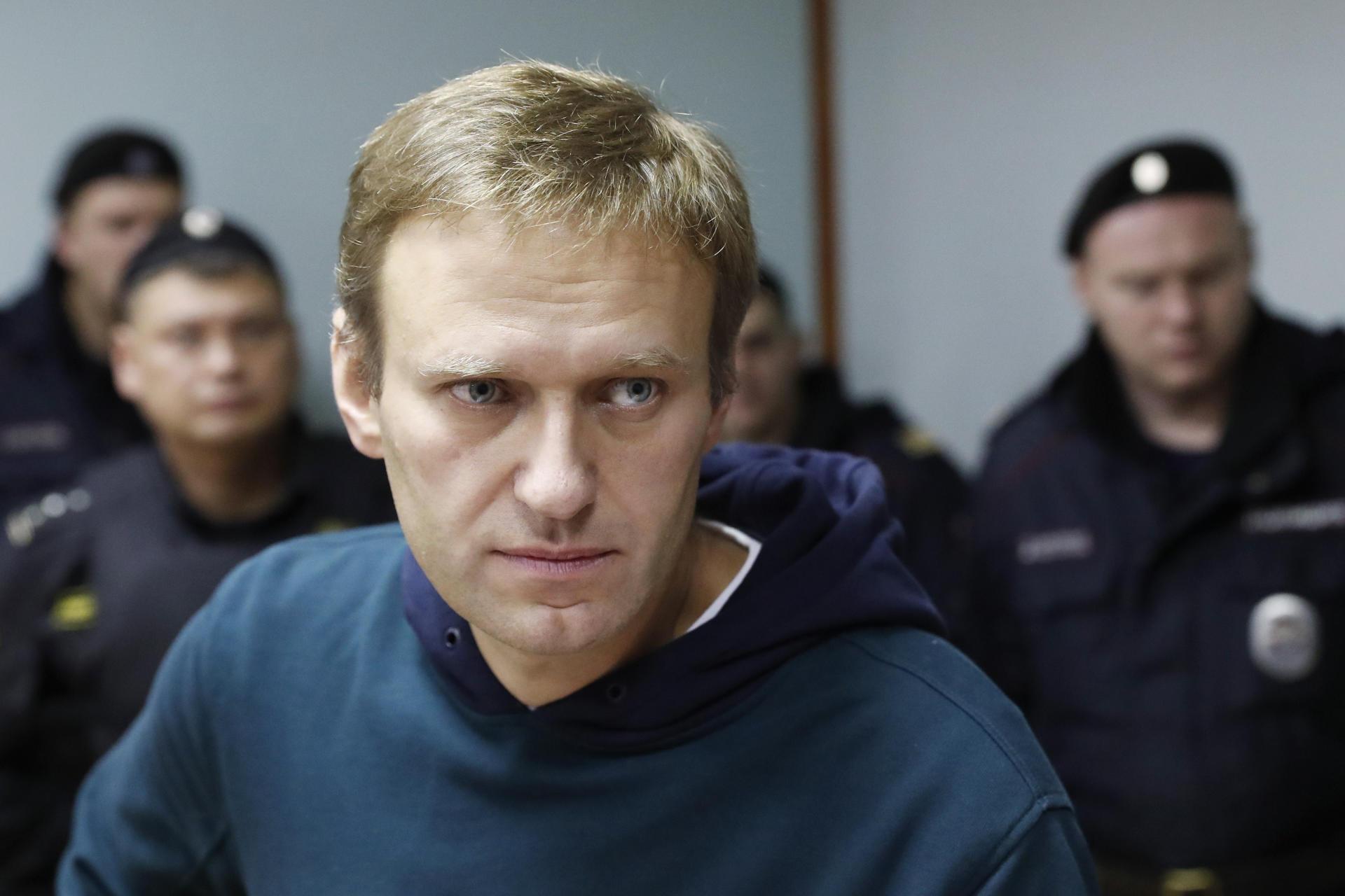 Berlin confirme l'empoisonnement de l'opposant russe Alexeï Navalny
