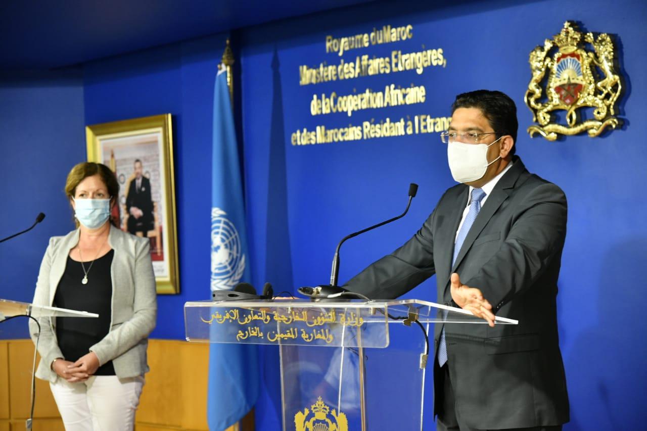 Le Maroc réitère son soutien à l'ONU pour le règlement de la crise libyenne