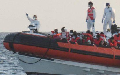 Au moins 24 clandestins meurent dans un naufrage au large de la Libye