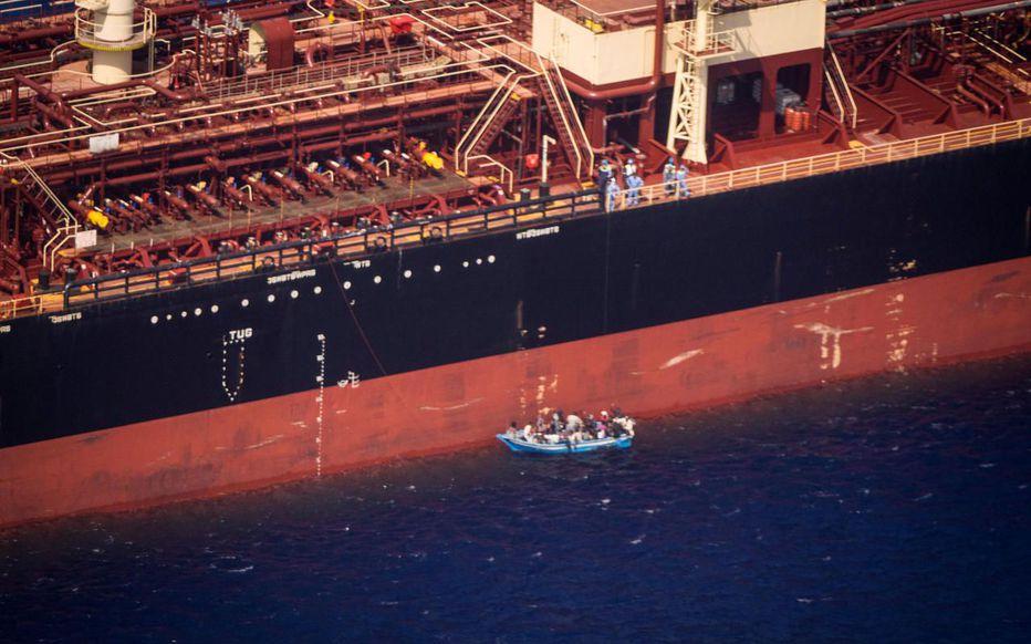 Au moins 45 clandestins décédés dans un naufrage au large de la Libye