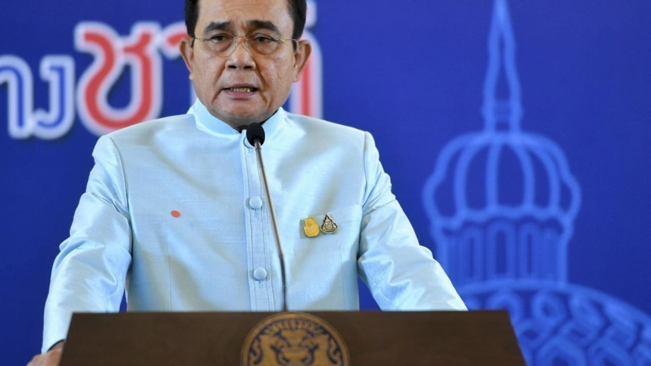 La Thaïlande reporte l'achat de deux sous-marins à la Chine