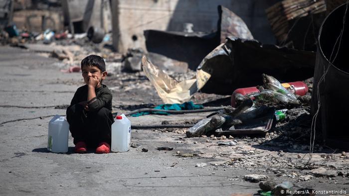 Berlin appelle l'UE à la solidarité envers les sinistrés du camp de Moria en Grèce