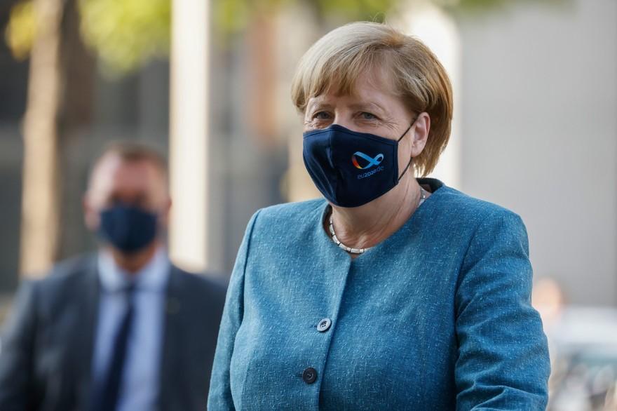 Coronavirus : la chancelière allemande veut plus de restrictions