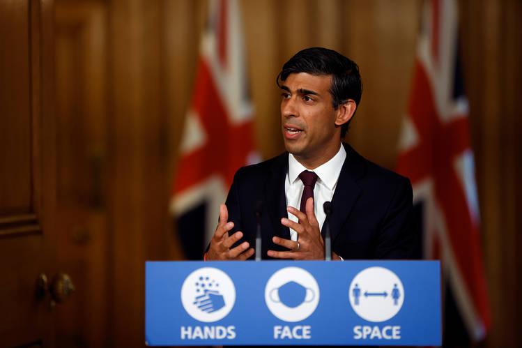 Covid-19 : Londres adopte de nouvelles mesures de soutien à l'emploi et à l'économie