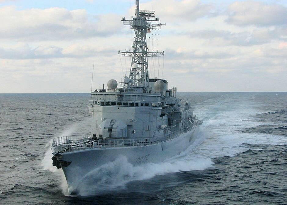 La France met une nouvelle frégate à disposition de l'opération européenne Irini en Libye