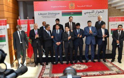 Conclusion au Maroc d'un accord de partage des postes de souveraineté en Libye