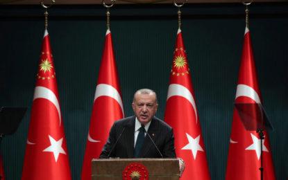 La Turquie entame ses manœuvres militaires annuelles au large de Chypre