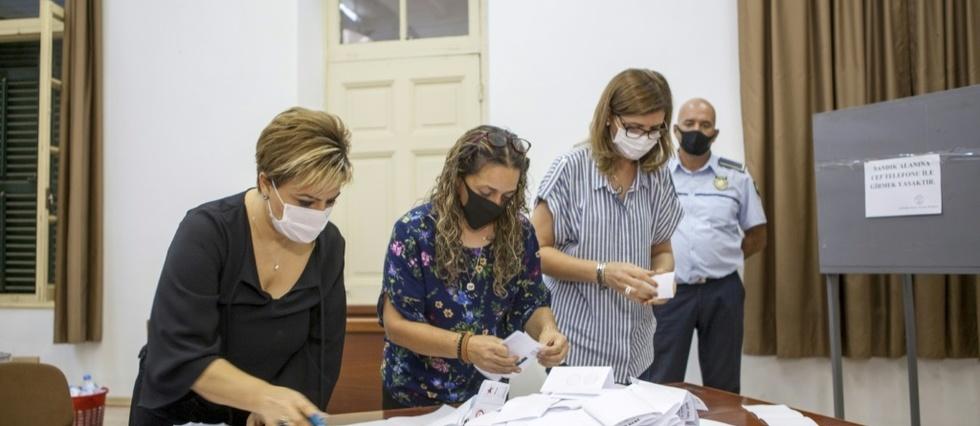 Chypre-Nord : un pro-turc et un pro-réunification au second tour de la  présidentielle
