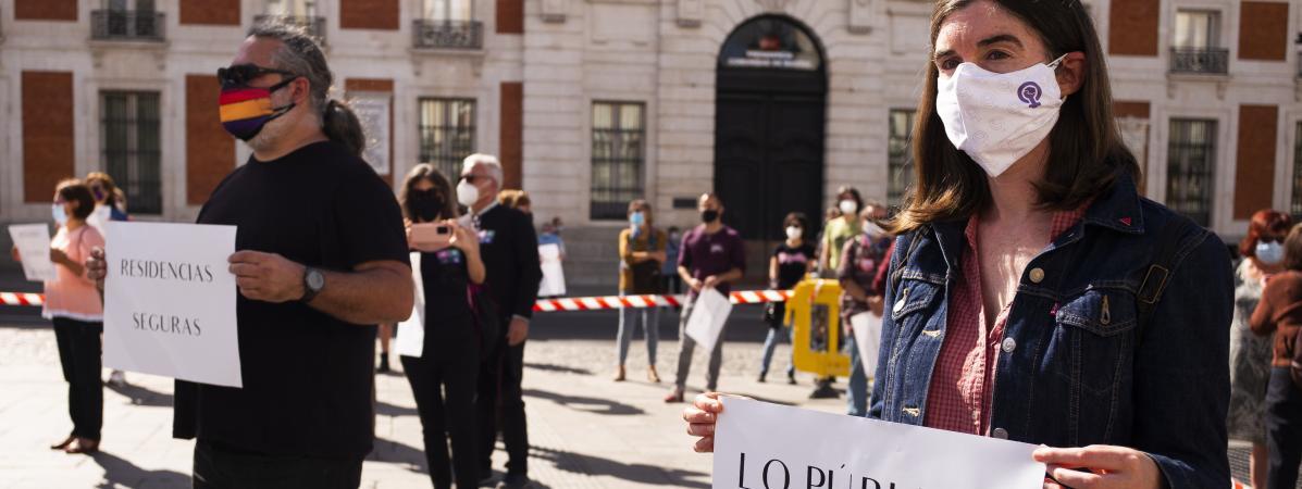 Espagne : Madrid de nouveau bouclée à cause du coronavirus