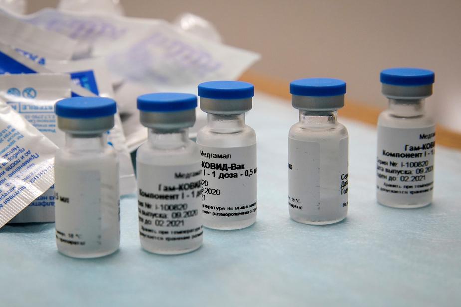 Le vaccin russe contre la Covid-19 soumis à une préqualification de l'OMS