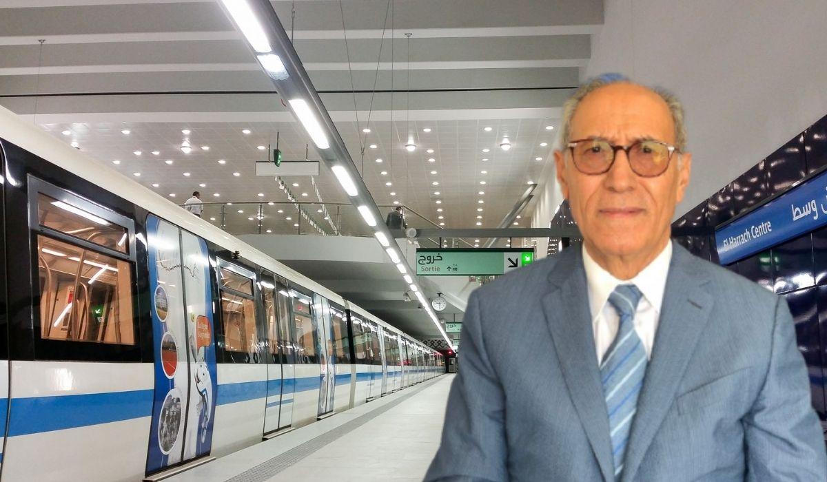 Algérie :La compagnie algérienne EMA  récupère la gestion du métro d'Alger