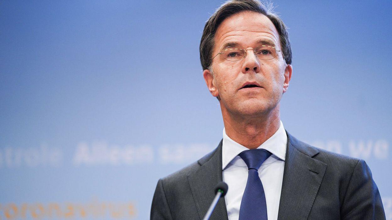 Covid-19 : « Confinement partiel » décrété aux Pays-Bas