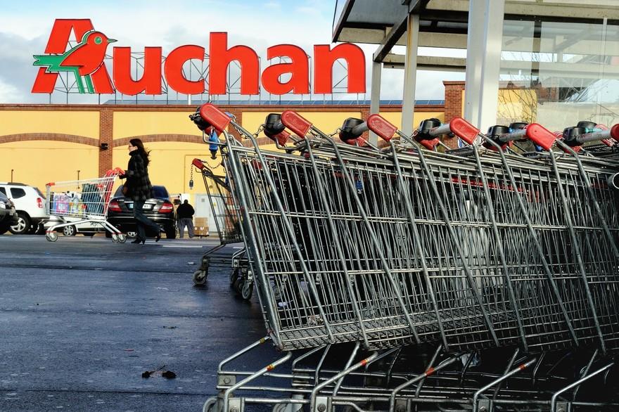 Le français Auchan Retail se retire du marché chinois