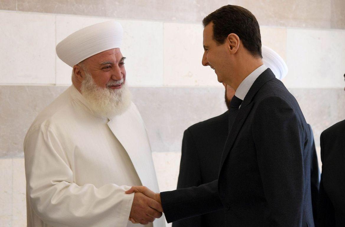 Syrie : le mufti de Damas tué dans un attentat à la bombe