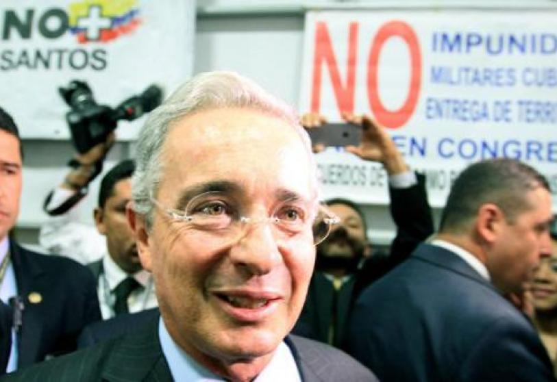 Colombie: situation juridique de l'ancien président colombien Álvaro Uribe