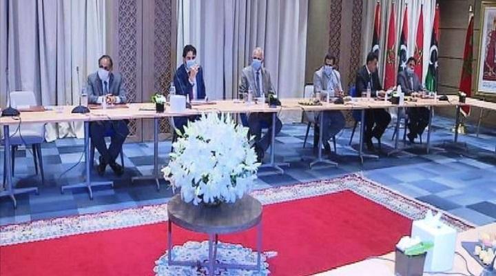 Le second round du dialogue inter-libyen se poursuit à Bouznika