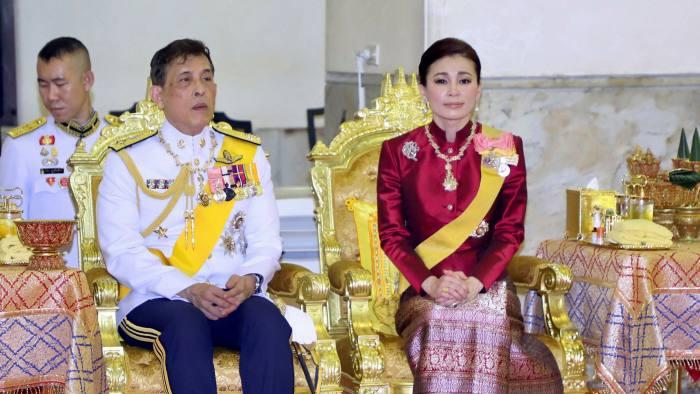 L'Allemagne n'en peut plus du roi de Thaïlande