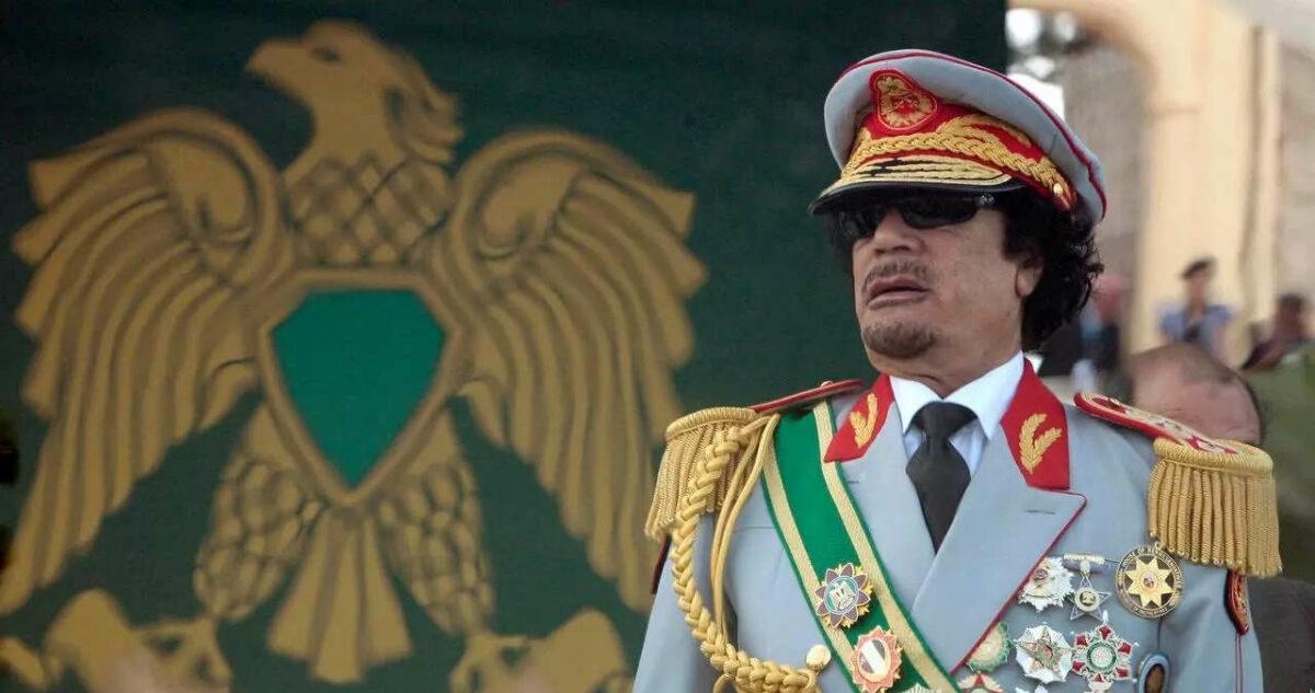 Une partie du trésor de Mouammar Kadhafi retrouvée en France