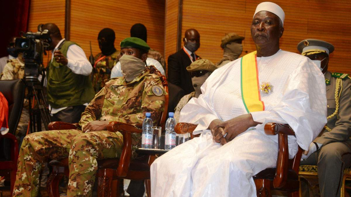 Le gouvernement de transition au Mali est formé mais la CEDEAO maintient ses sanctions