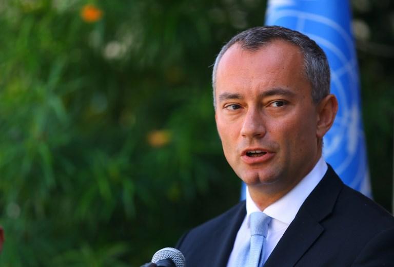 Nickolay Mladenov en passe de devenir le nouvel envoyé spécial de l'ONU en Libye