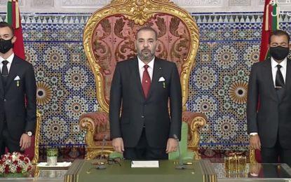 Sahara-Guerguerat: Le roi Mohammed VI met en garde ceux qui entravent le trafic entre le Maroc et la Mauritanie