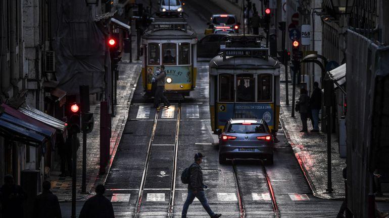Le Portugal instaure  un couvre-feu dès ce lundi pour ralentir la progression du coronavirus