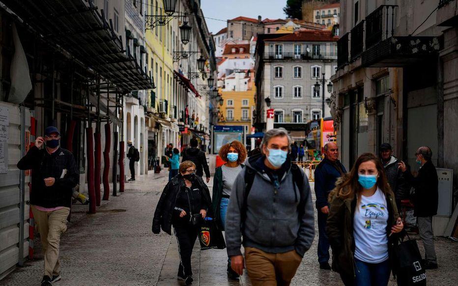 Le Portugal soumis à un nouveau confinement plus souple que celui du printemps