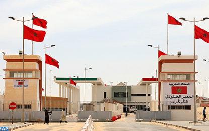 El Guerguerat: le Paraguay a salué les actions et les mesures souveraines prises par le Maroc