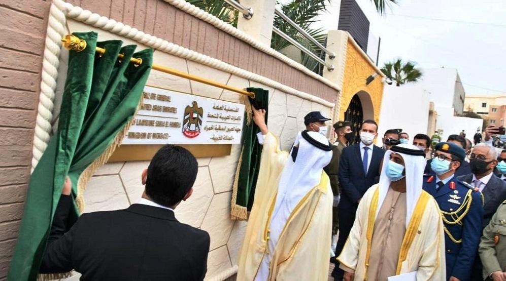 Maroc-Sahara: Les Émirats Arabes Unis ouvrent un consulat général à Laâyoune
