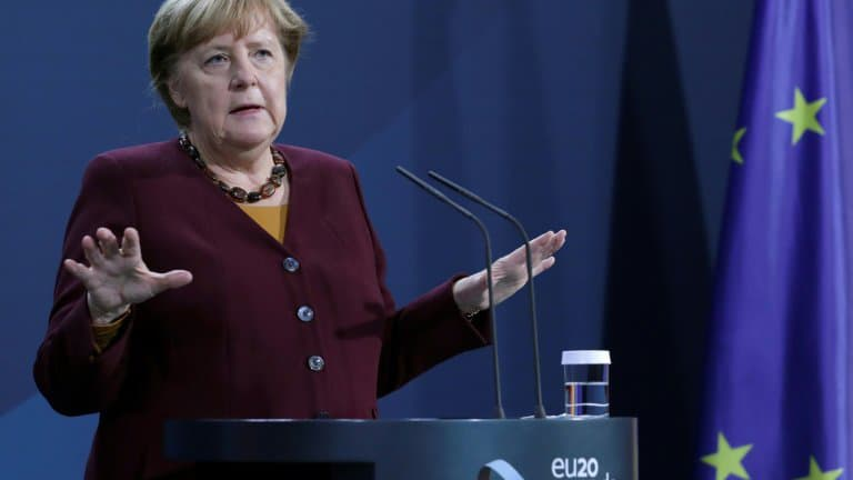 Covid-19 : Le gouvernement allemand prolonge les mesures de lutte jusqu'en janvier