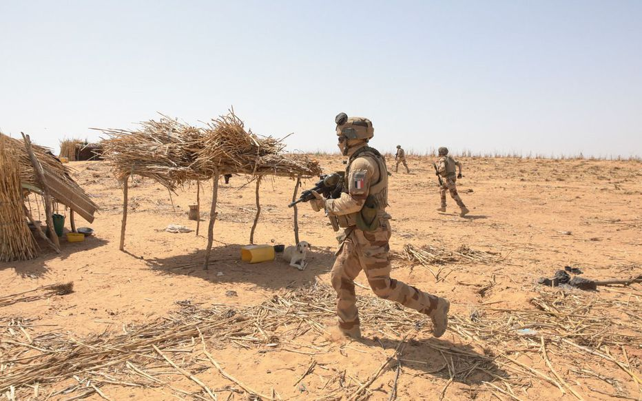 Une cinquantaine de djihadistes tués au Mali par l'armée française