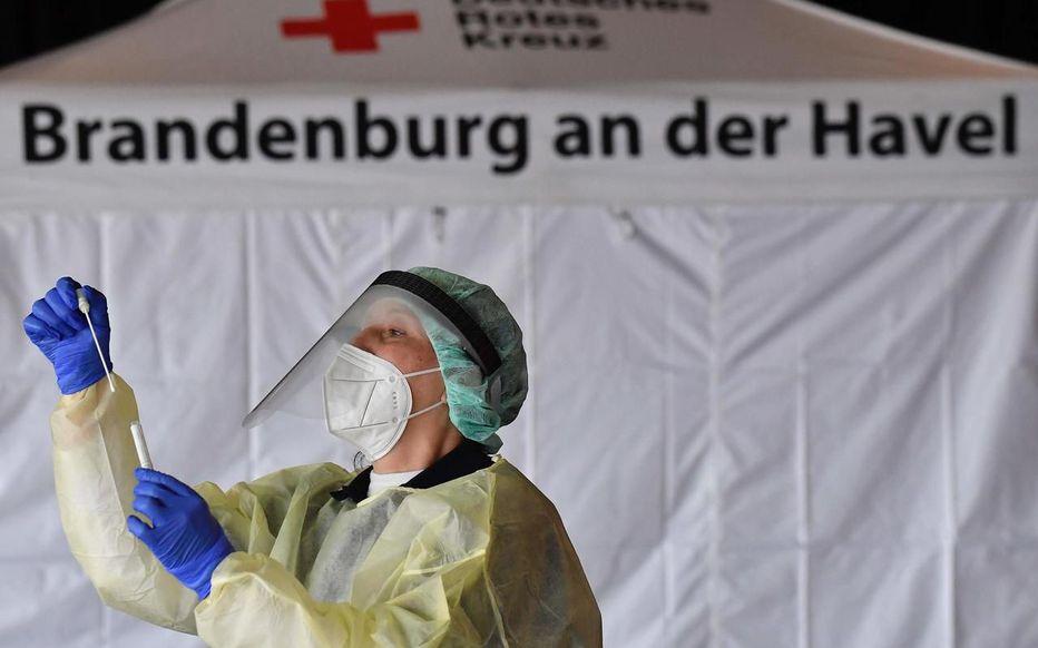 Covid-19 : Amélioration de la situation épidémiologique en Allemagne
