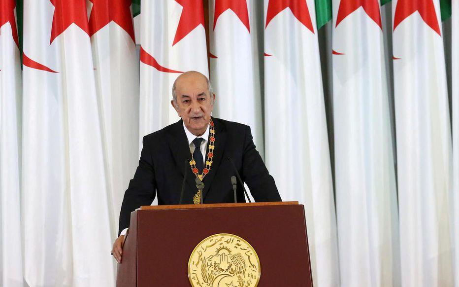 Covid-19 : le chef d'Etat algérien Abdelmadjid Tebboune achève son traitement