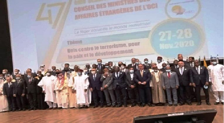 Niamey : L'OCI rend un vibrant hommage au rôle du Roi Mohammed VI au service d'Al Qods