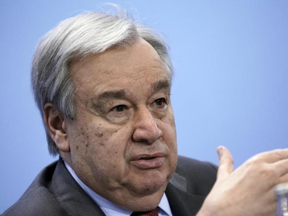 Le patron de l'ONU propose l'envoi d'observateurs internationaux pour superviser le cessez-le-feu en Libye
