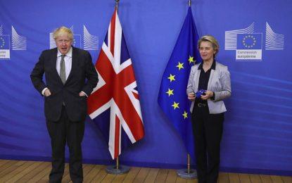 Londres et Bruxelles relancent les négociations post-Brexit pour un accord commercial