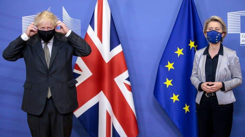 Le sort des négociations post-Brexit sera connu d'ici la fin de la semaine
