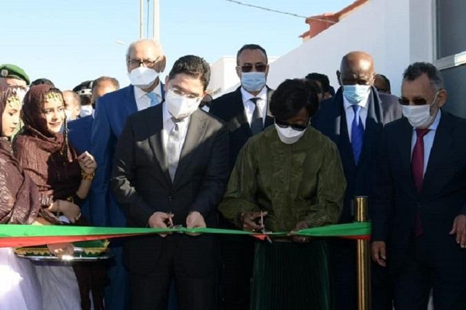 Sahara marocain: La RDC ouvre son consulat général à Dakhla