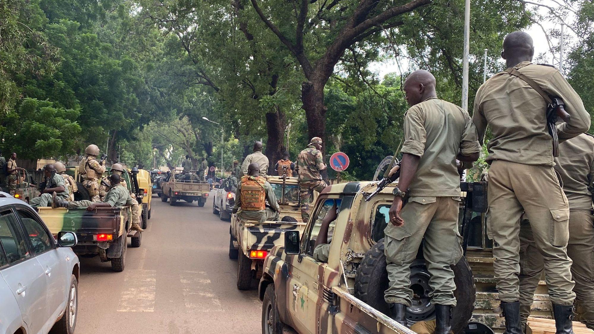 L'armée et des groupes armés maliens accusés par l'ONU de crimes de guerre et de crimes contre l'humanité