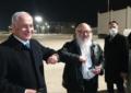 Arrivée en Israël de l'ancien espion Jonathan Pollard