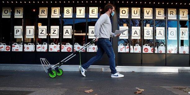 INSEE : chute de -9% de l'économie française en 2020