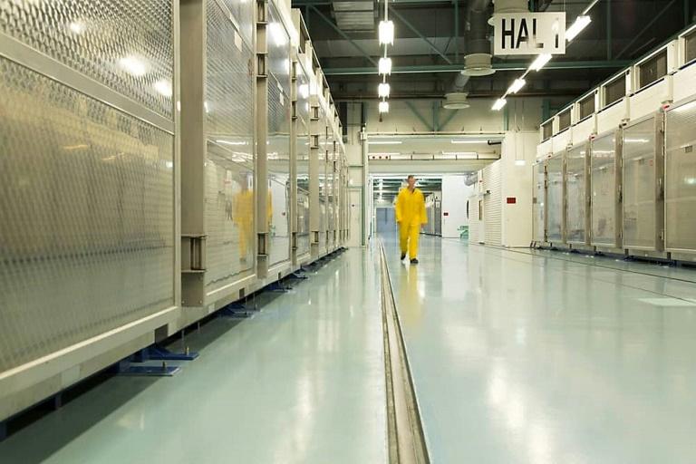 L'Iran lance l'enrichissement de l'uranium à 20%