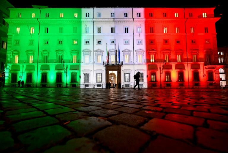 L'Italie approuve un vaste plan de relance économique