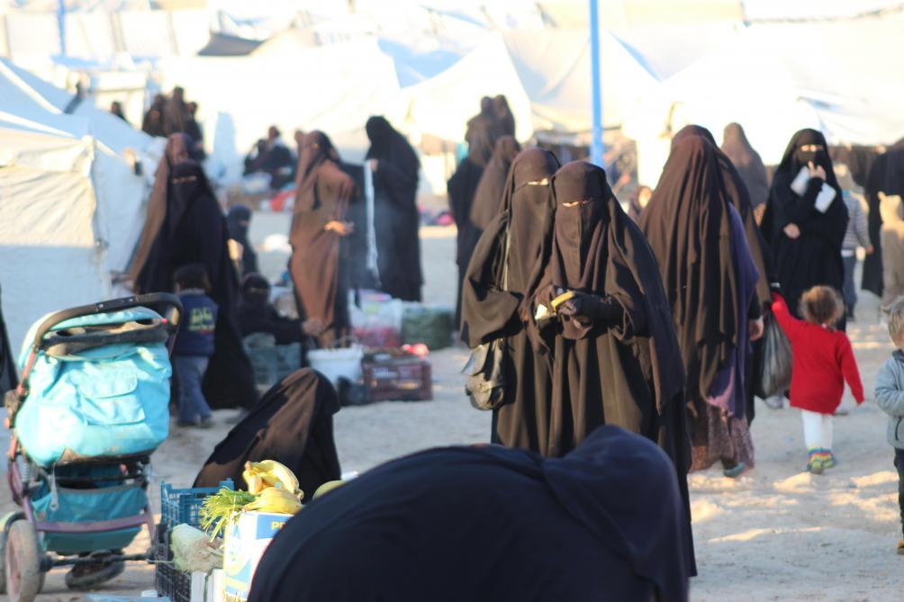 Syrie : Dégradation de la situation sécuritaire dans le camp de réfugiés d'Al-Hol